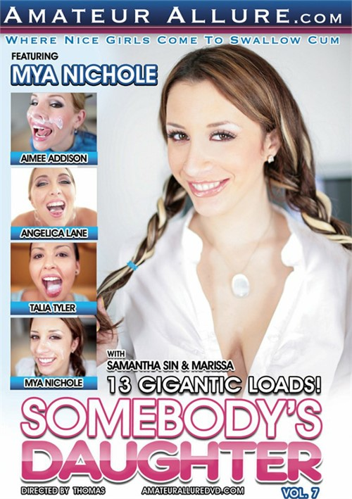 Somebody's Daughter Vol. 7 Amateur Allure  [DVD.RIP. H.264 2016 ETRG 768×460 720p]