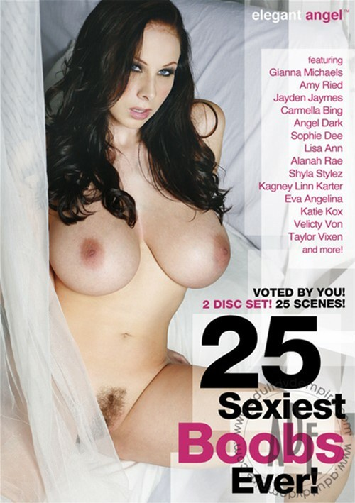 25 Sexiest Boobs Ever! Elegant Angel  [DVD.RIP. H.264 2016 ETRG 768x460 720p] Siterip