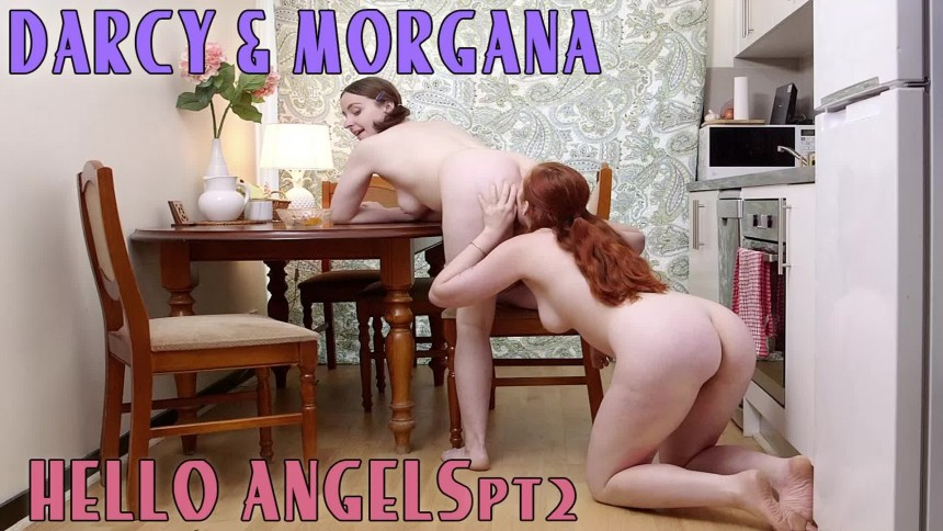 GirlsoutWest Darcy & Morgana – Hello Angels pt2  Video  Siterip