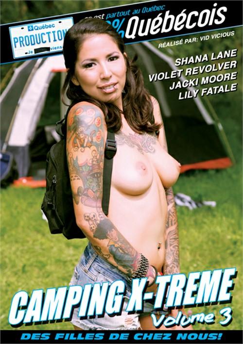 Camping X-treme Vol. 3 Quebec Productions  [DVD.RIP. H.264 2016 ETRG 768×460 720p]