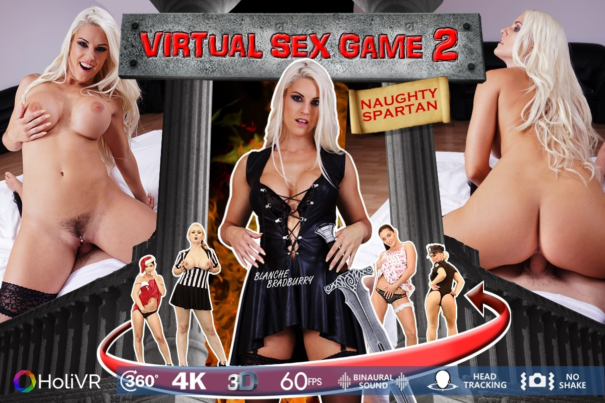 HoliVR.com Virtual Sex Game 2  Siterip 4k VR 3840px 60fps