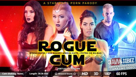 Virtualrealporn Rogue cum  (36:35 min.)  Siterip VR XXX