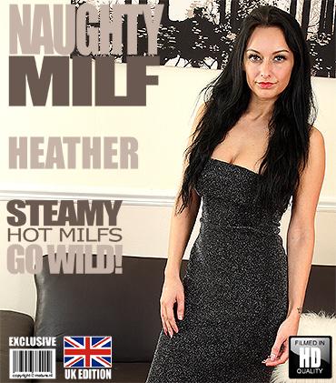 MATURE.NL British hot MILF goes wild  Siterip 1080p 1980×1020 wmv Video GRANNY XXX