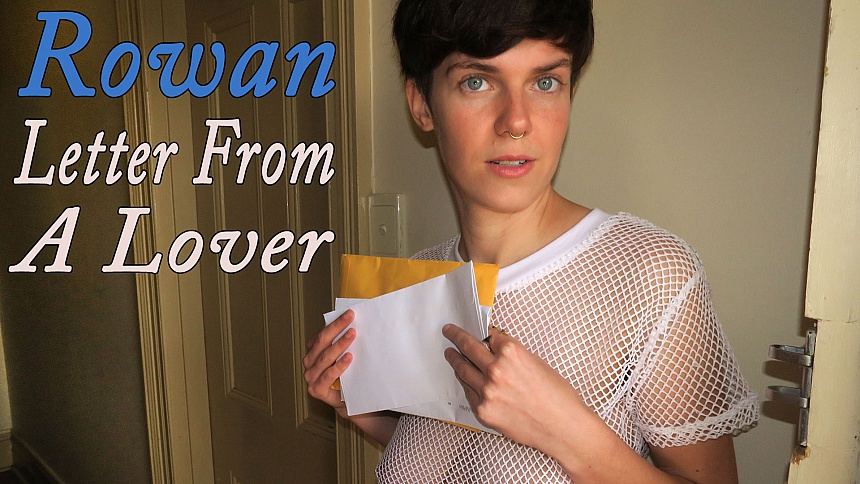 GirlsoutWest Rowan – Letter to a Lover  Video  Siterip