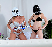 COSPLAYBABES.XXX XXX-Men – A Sexually frustrated Rogue Elouise Please  [HD SITERIP 720p]