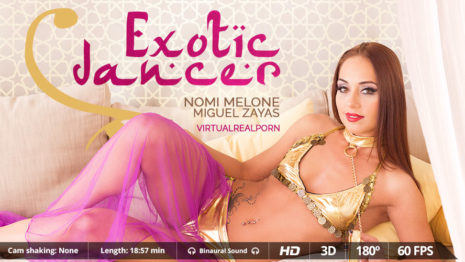 Virtualrealporn Exotic dancer  (19:00 min.)  Siterip VR XXX