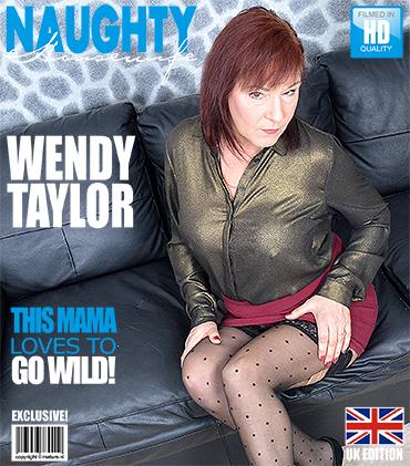 MATURE.NL British mature lady fooling around  Siterip 1080p 1980×1020 wmv Video GRANNY XXX