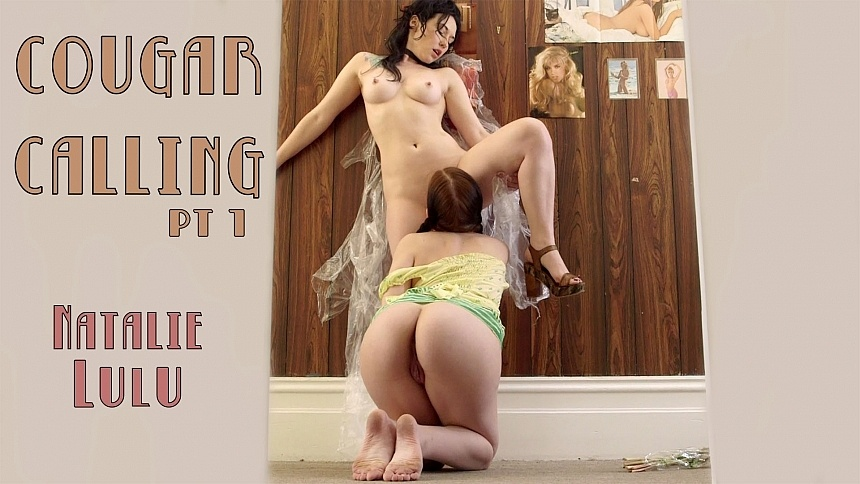 GirlsoutWest Lulu & Natalie – Cougar Calling pt1  Video  Siterip