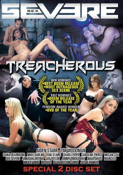 Treacherous Severe Sex  [DVD.RIP. H.264 2016 ETRG 768×460 720p]