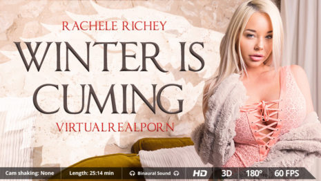 Virtualrealporn Winter is cuming  (25:10 min.)  Siterip VR XXX