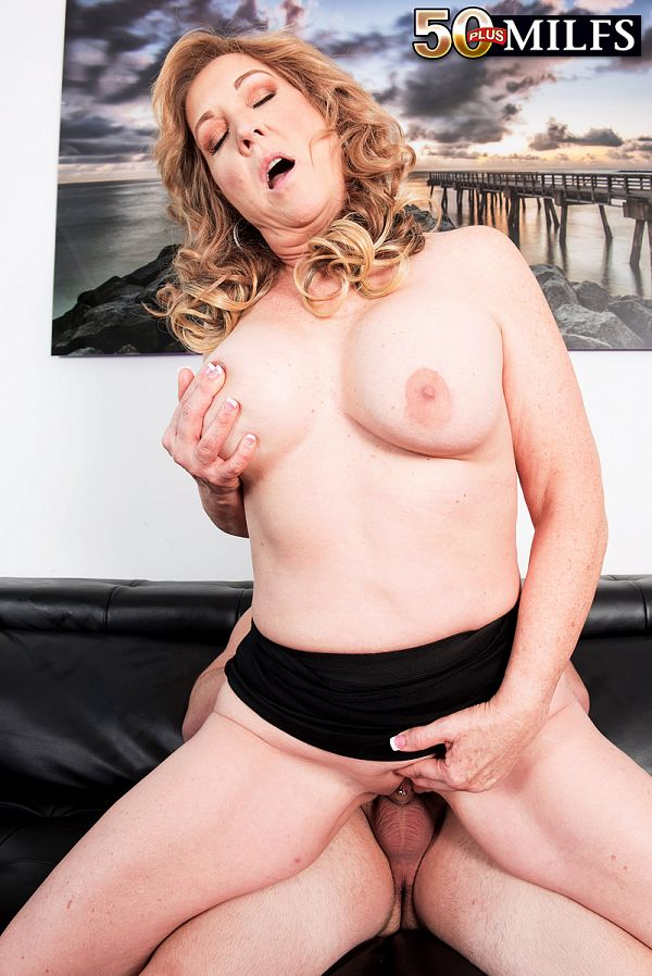 50PlusMilfs 50 Plus MILFs – Texas Rose fucks on-camera for the first time – Texas Rose (56 Photos)  Video X264 Siterip by Score