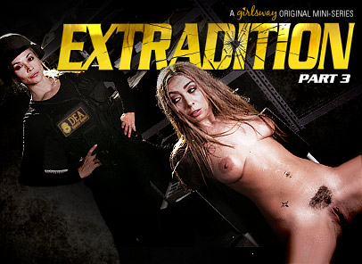 Girlsway Sarah Vandella in Extradition: Part Three  [HD VIDEO RIP 720p]
