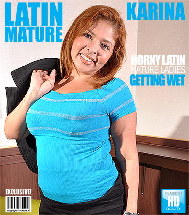 MATURE.NL Latin chubby mature lady fingering herself  [SITERIP VIDEO 2017 hd wmv 1920×1200]