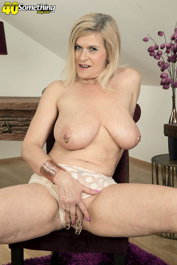 40somethingmag Marina Rene Aching For Double Penetration  Video X264 XXX.RIP by Score