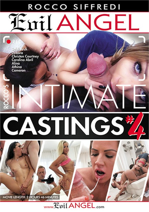 Rocco's Intimate Castings #4 Evil Angel  [DVD.RIP. H.264 2016 ETRG 768x460 720p] Siterip