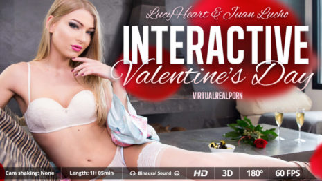 Virtualrealporn Interactive Valentine's day  (65:00 min.)  Siterip VR XXX