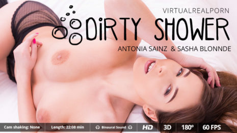 Virtualrealporn Dirty shower  (22:08 min.)  Siterip VR XXX