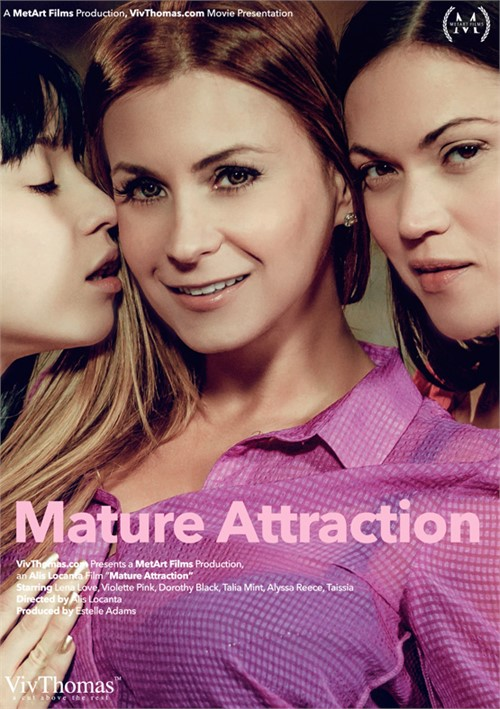 Mature Attraction Viv Thomas – Girlfriends Films  [DVD.RIP. H.264 2016 ETRG 768×460 720p]