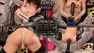 ManyVids Candy Cameltoe: Monster BBC Ride  Siterip Clip XXX