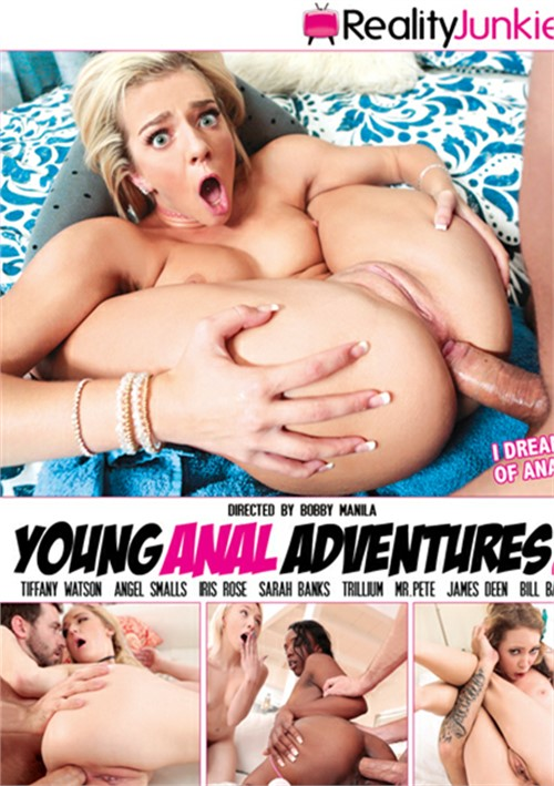 Young Anal Adventures 2 Reality Junkies  [DVD.RIP. H.264 2016 ETRG 768x460 720p] Siterip