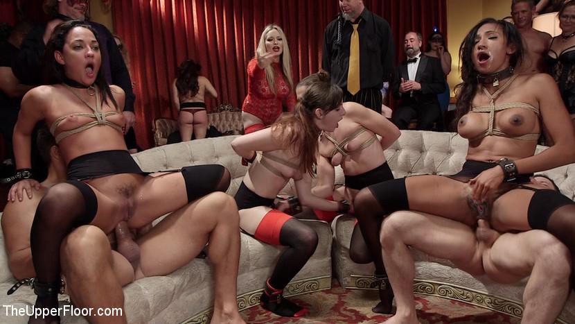 theupperfloor Evil & Hot Halloween Orgy Feb 3, 2017 Siterip BDSM Kink.com Siterip