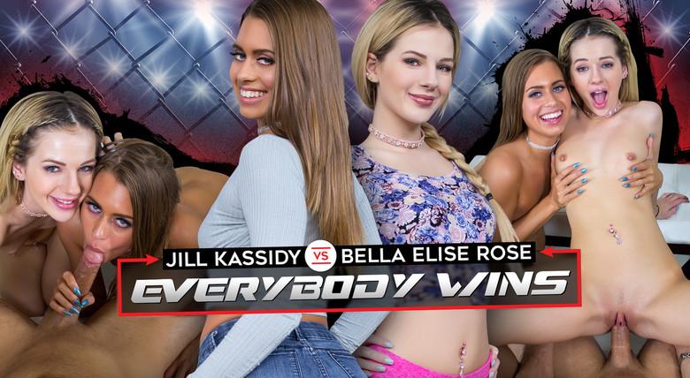 WankzVR Everybody Wins  Siterip VR XXX