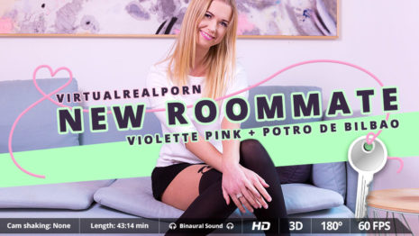 Virtualrealporn New roommate  (43:14 min.)  Siterip VR XXX