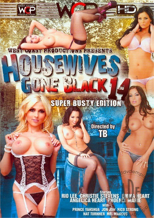 Housewives Gone Black 14 West Coast Productions  [DVD.RIP. H.264 2016 ETRG 768×460 720p]