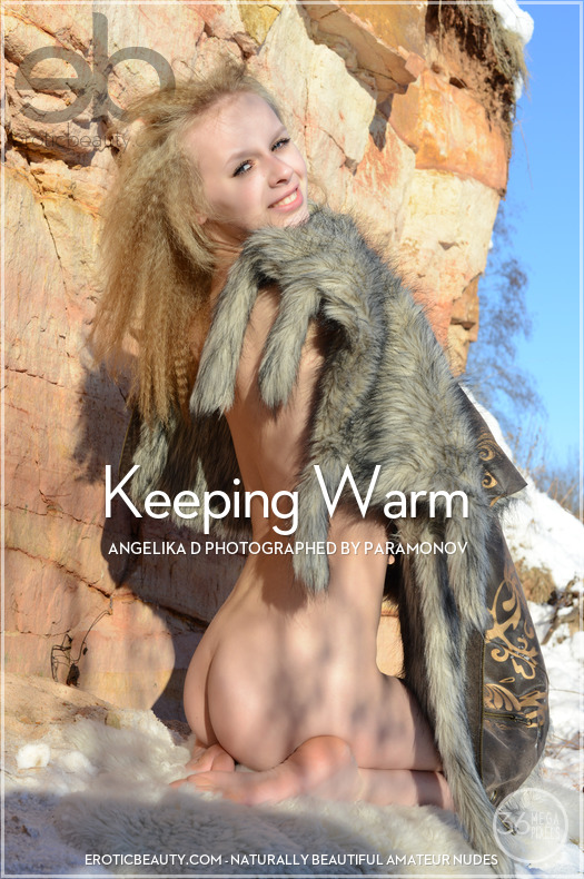 Erotic-Beauty Angelika D in Keeping Warm  Siterip Imageset Erotic-Beauty.com