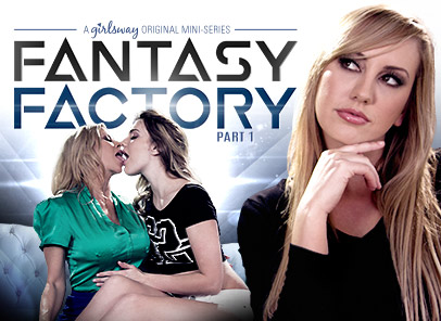 Girlsway Kenna James in Fantasy Factory 1: Parent Teacher Orientation  [HD VIDEO RIP 720p]