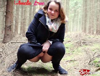 MydirtyHobby Outdoor Piss mit Amelie Love  AMATEUR XXX GERMAN  H264 AAC  720p