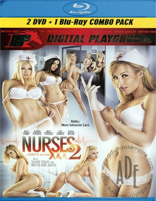 Nurses 2 (2 DVD + 1 Blu-ray Combo) Digital Playground  [BlueRay.RIP. H.264 2016 ETRG 1768x1260 720p] Siterip