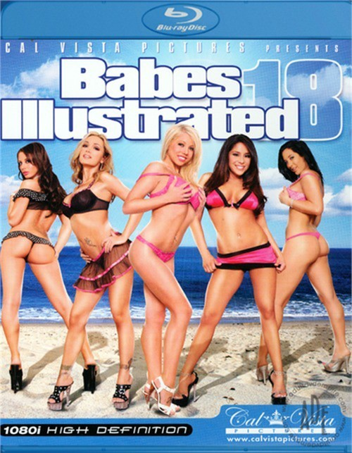 Babes Illustrated 18 Metro  [BlueRay.RIP. H.264 2016 ETRG 1768x1260 720p] Siterip