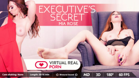 Virtualrealporn Executive's secret  (30:16 min.)  Siterip VR XXX