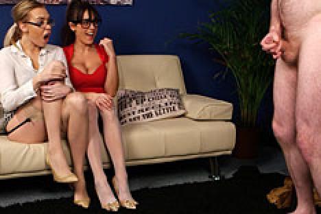 Ladyvoyeurs.com Klara Belle in Stocking Sales  FetishXXX Clip Siterip wmv 1200×768