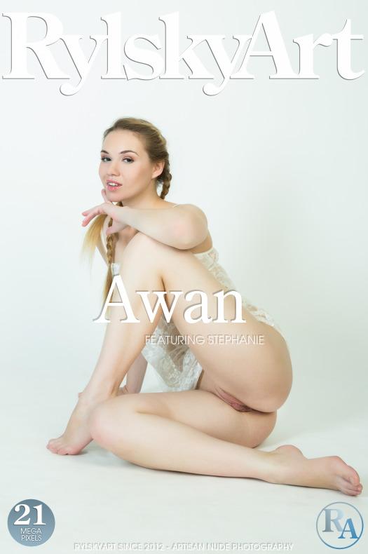 Rylskyart Stephanie in Awan 16.04.2017 [IMAGESET FULLHD SITERIP]