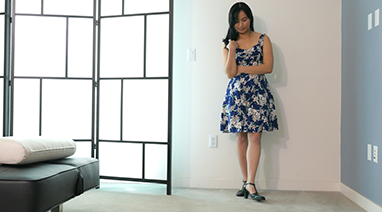 Netvideogirls Asian Free spirit shows her nasty side  SITERIP H264 AAC  720p