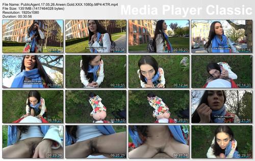 PublicAgent Arwen Gold  SITERIP Video H.264