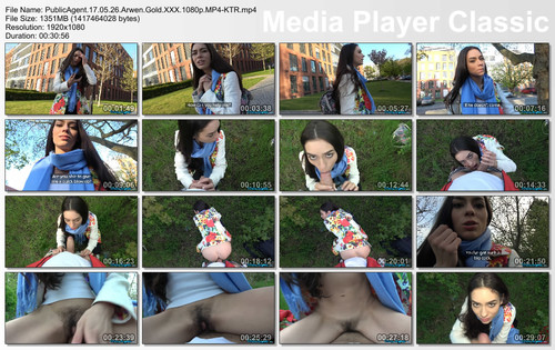 PublicAgent Arwen Gold  SITERIP Video H.264 Siterip