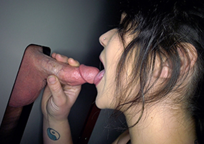 GLORYHOLESWALLOW I was a little hesitant to take this new 18 year old for her first Gloryhole visit because she said she had a bad gag reflex to cum hitting the back of her throat but she wanted to get over that.  Im all up for being involved in the training process but at the same time I have to provide videos you…  [FULL VIDEO and ZIPSET RIP 2017]