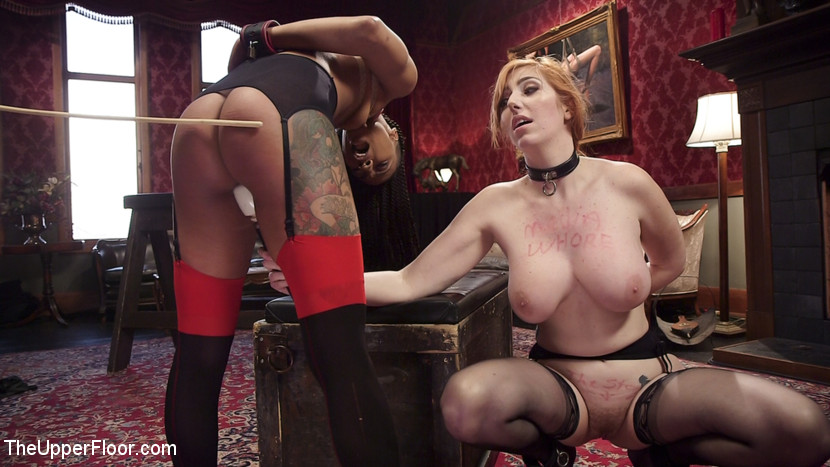 theupperfloor Off The Record: Anal Media Whore Gets Her Story May 2, 2017 Siterip BDSM Kink.com