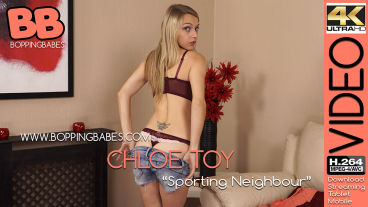 Boppingbabes Chloe Toy  Sporting Neighbour  SITERIP VIDEO