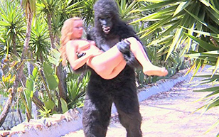 MrSkin Every Wacky Scene in this Nudist Colony Flick Bigfoot Horror Camp  Siterip Videoclip