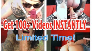 ManyVids Gaberiella: 100+ Videos Squirt BBW Anal boygirl solo  Siterip Clip XXX