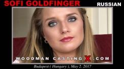 WoodmancastingX Sofi Goldfinger 25:03 [SITERIP XXX wmv 1080p ]