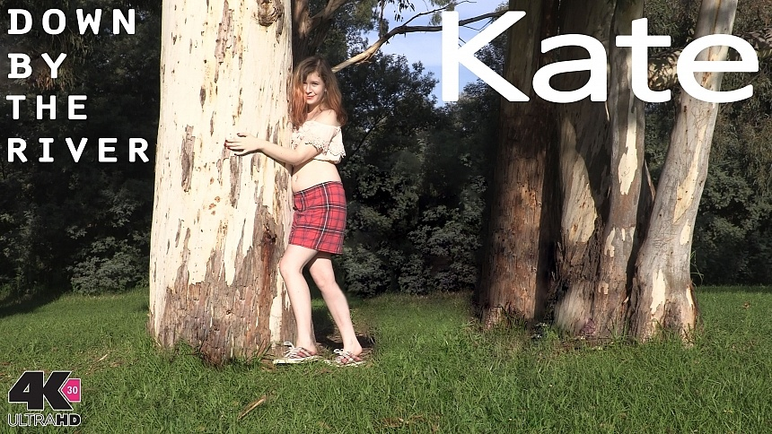 GirlsoutWest Kate – Down By The River  Video  Siterip 720p mp4 HD