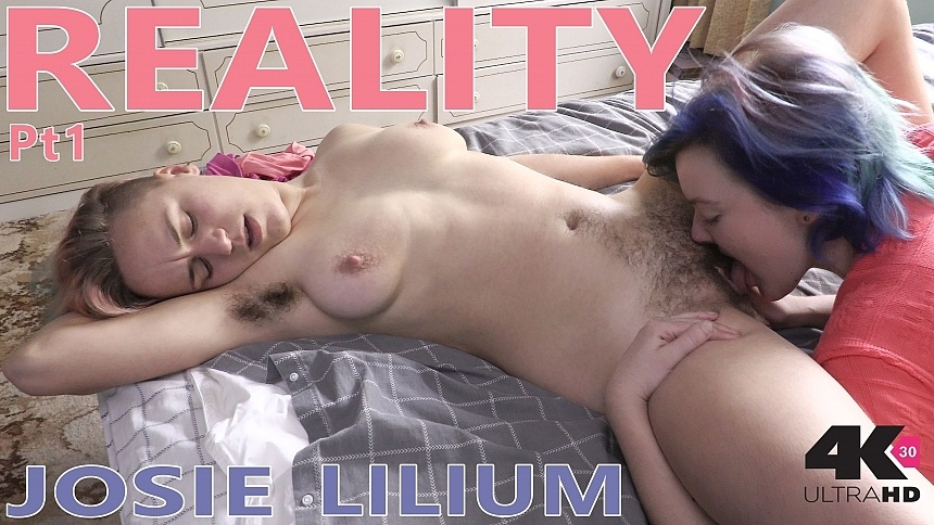 GirlsoutWest Josie & Lilium – Reality pt1  Video  Siterip 720p mp4 HD