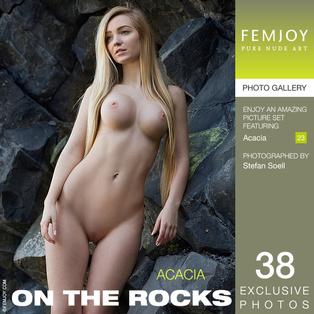 FEMJOY On The Rocks feat Acacia release June 22, 2017  [IMAGESET 4000pix Siterip NUDEART]