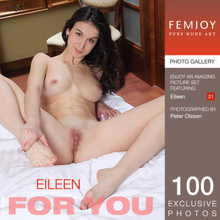 FEMJOY For You feat Eileen release July 8, 2017  [IMAGESET 4000pix Siterip NUDEART]