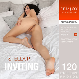 FEMJOY Inviting feat Stella P. release July 7, 2017  [IMAGESET 4000pix Siterip NUDEART]